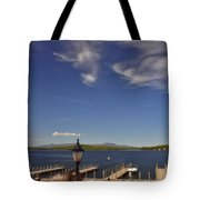 Weirs Beach Tote Bag