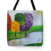 Where There Is Quiet Tote Bag