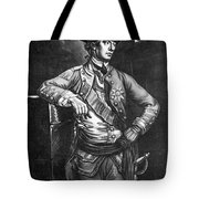 William Howe (1729-1814) Tote Bag