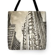 Willis Group And Lloyd's Of London Art Tote Bag