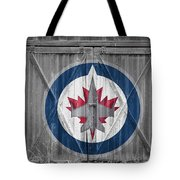 Winnipeg Jets Tote Bag