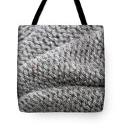 Wool Background Tote Bag