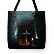 Zipaquira- Colombia Tote Bag