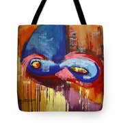 40 Days And 40 Nights Tote Bag by Anthony Falbo