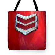 40 Ford Coupe Tail Light Tote Bag