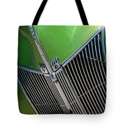 40 Ford - Grill Detail-8633 Tote Bag