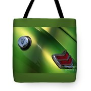 40 Ford - Tank N Tail Light-8527 Tote Bag