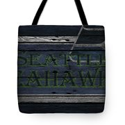 Seattle Seahawks Tote Bag