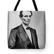 Abraham Lincoln (1809-1865) Tote Bag