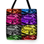 426 Hemi Head Pop Tote Bag