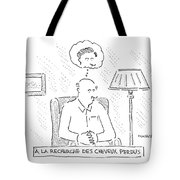 New Yorker December 8th, 2008 Tote Bag