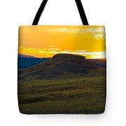 430 Am Sun Rise Tote Bag