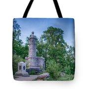 44th New York  7d02380c Tote Bag