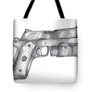 45 Acp Tote Bag
