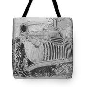 46 Chevy Treasure Tote Bag