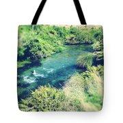 Spring Water Tote Bag