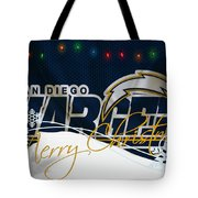 San Diego Chargers Tote Bag