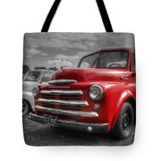 48' Dodge Fargo Tote Bag