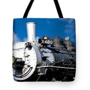 480 Locomotive Tote Bag