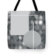49th Shade Of Gray Tote Bag
