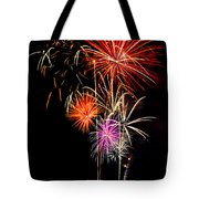 4th Of July 2012 Tote Bag