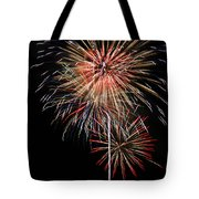 4th Of July 3 Tote Bag by Marilyn Hunt