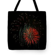 4th Of July 5 Tote Bag
