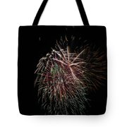 4th Of July Fireworks Tote Bag