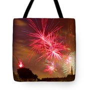 4th Of July In St Louis Tote Bag