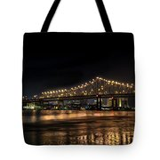 4th Of July In The Big Easy Tote Bag