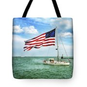 4th Of July - Navy Pier - Downtown Chicago Tote Bag by Photography  By Sai