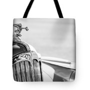 1942 Packard Darrin Convertible Victoria Hood Ornament Tote Bag