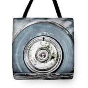 1956 Ford Thunderbird Spare Tire Tote Bag