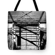 Abandoned Sugarmill Tote Bag