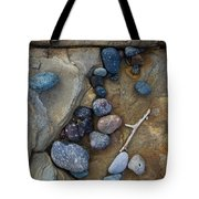 Art Rock Tote Bag