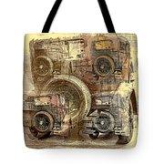 5 A's Tote Bag