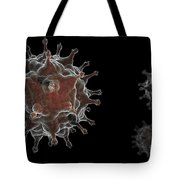 Avian Influenza Virus H5n1 Tote Bag