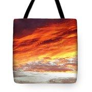 Bright Sky Tote Bag