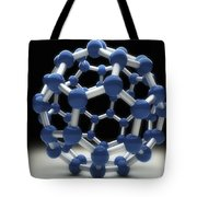 Bucky Ball Tote Bag