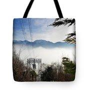 Cableway Tote Bag
