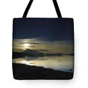 Calm Sunset Tote Bag