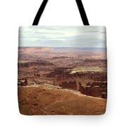 Canyonlands National Park In Utah Tote Bag