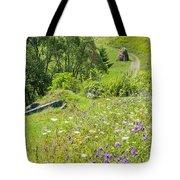 Carpathians Landscape Tote Bag