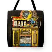 5 Cent Slot Machine Tote Bag