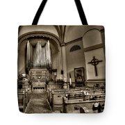Central Presbyterian Church Tote Bag