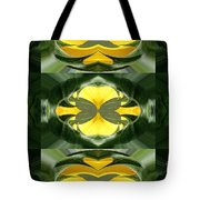 Color Fashion Abstract Tote Bag