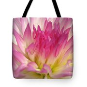 Dahlia Named Star Elite Tote Bag