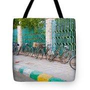 Dakhla Tote Bag