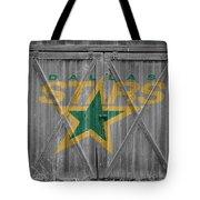 Dallas Stars Tote Bag
