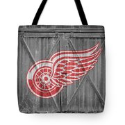 Detroit Red Wings Tote Bag
